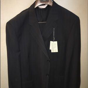 Men's Italian Suit Testardi Size 48R